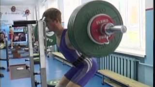 рус Зал тяжелой атлетики