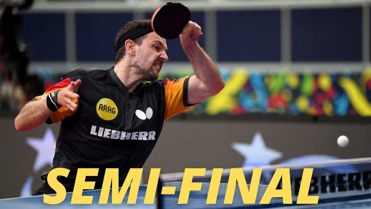 Download Timo Boll vs Mattias Falck | MS-SF | 2021 European Championships