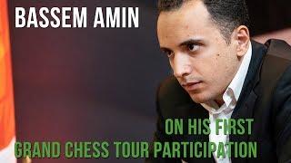 Côte d'Ivoire Rapid & Blitz: Bassem Amin On Battling Super-GMs