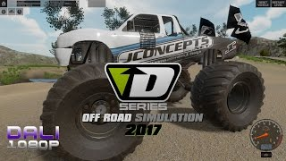 D Series OFF ROAD Driving Simulation 2017 PC Gameplay 1080p 60fps