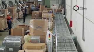 видео: Автоматизированный склад компании Европласт