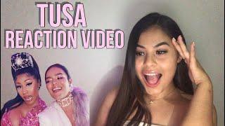 Download Lagu KAROL G, Nicki Minaj - Tusa *Reaction* Terbaru