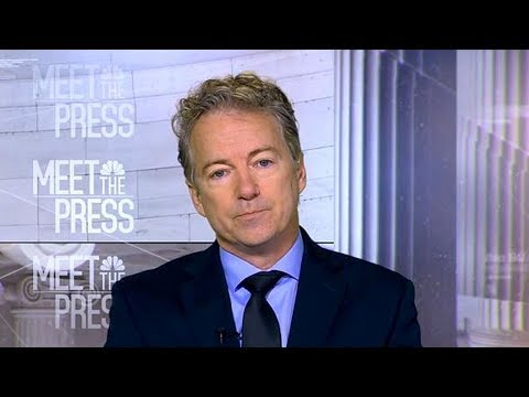 Rand Paul: Calling Our Racist President A Racist Hurts Compromise