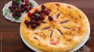 Рецепты вкусных пирогов на скорую руку | cheese cake, банановый и яблочный пирог