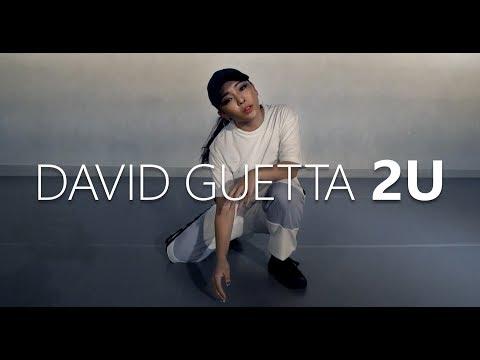 DAVID GUETTA - 2U Ft. Justin Bieber / Choreography . LIGI
