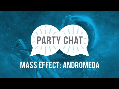 Co-Op Critics Party Chat: Mass Effect: Andromeda First Impressions (EP 5)