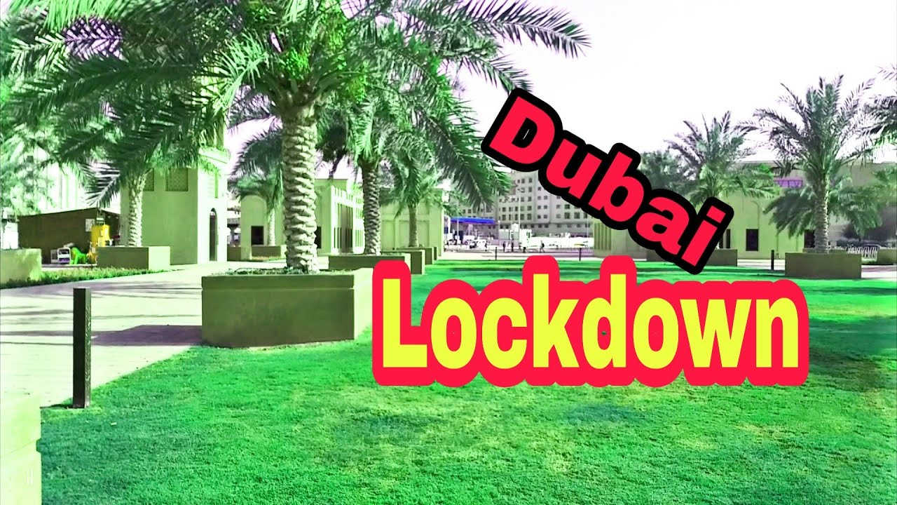 CINEMATIC VIDEO LOCKDOWN IN DUBAI ( नेपाली पार्क DUBAI LOCKDOWN को बेला )