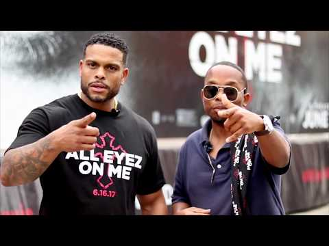 A1HipHop.com interview on the way with Benny Boom of AllEyezOnMe Film