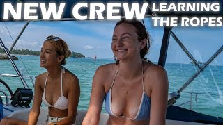 New Crew is Learning The Ropes - S3:E29