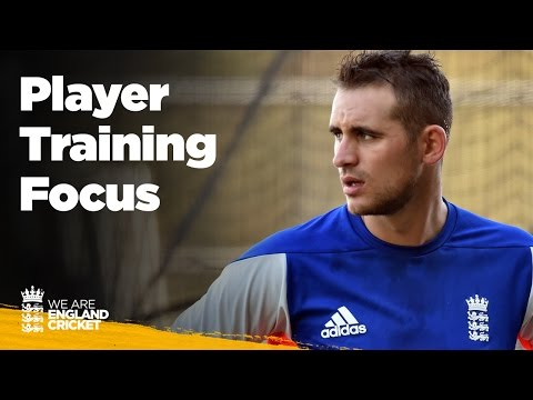 Player training focus: Alex Hales