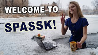 Life in a small town in the far east of Russia / Spassk-Dalny VLOG