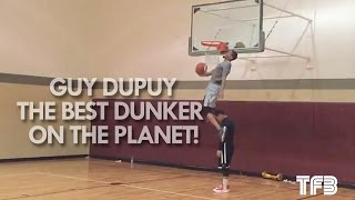 Guy Dupuy is the BEST DUNKER on the Planet! Video