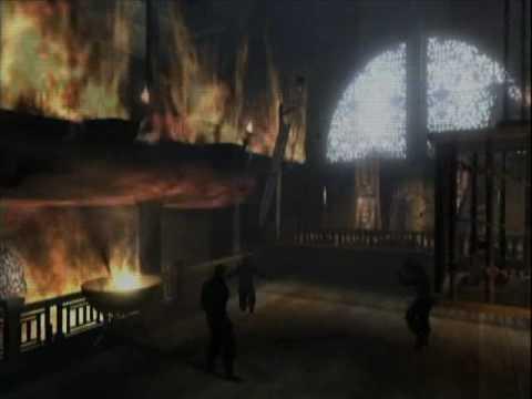 Batman Begins Video Game Trailer (PS2 - GameCube - Xbox)
