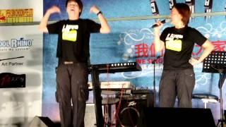 我们的歌大家唱 - 实践剧场 + 谈唱人 + 电台100.3