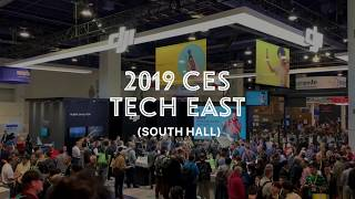 2019 CES TECH EAST(SOUTH HALL)