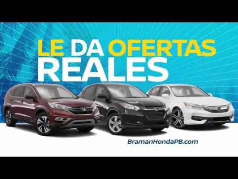 Braman Honda Palm Beach - Verdadero Cero Leasing