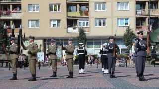 GOŁDAP. Święto wojsk OPL