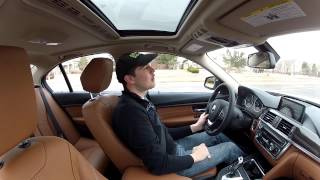 Real Videos: 2013 BMW 335i X-Drive Sports Compact Review