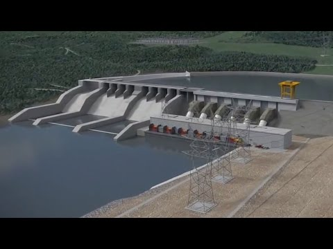 Economic benefits of BC Hydro's Site C hydroelectric project