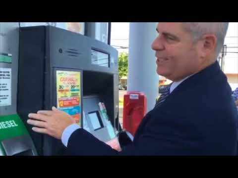 How to detect skimming devices on gas pumps