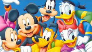 Mickey Mouse, Donald Duck, Children
