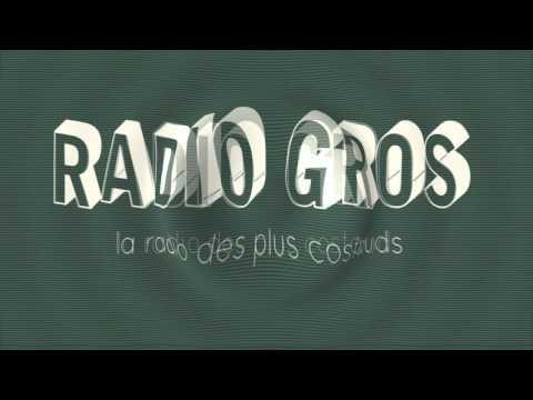 Radio GROS Show #16 (Le Klub des Loosers, MF DOOM, Ronnie laws,...)