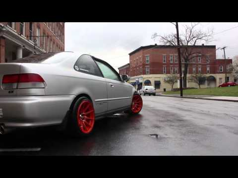 1999 Honda Civic EX by SK MediA