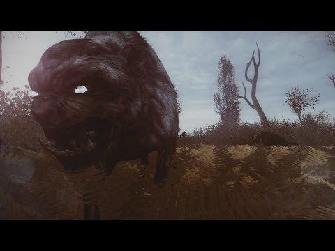 Видео как играют в кал мутантов