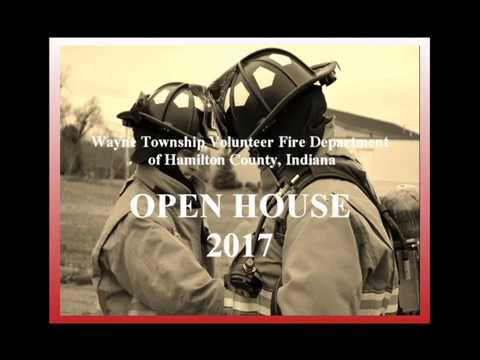 Wayne Township Volunteer Fire Department Of Hamilton County, Indiana Open House 2017