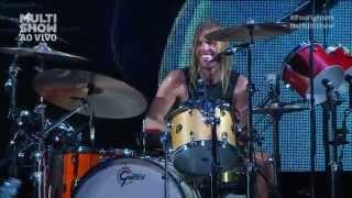 Foo Fighters - Cold Day In The Sun - Rio de Janeiro Maracanã 1080p