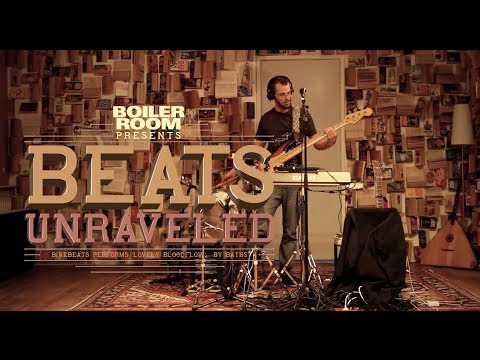 Beats Unraveled #5 by BINKBEATS: Lovely Bloodflow by Baths