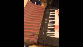Casio CTK 240 - ALL 100 Voices in 38 Minutes ! Demo.