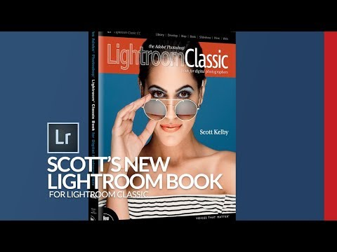 The Adobe Photoshop Lightroom Classic Book For Digital Photographers - Book Trailer
