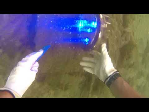 2017 11 08 Underwater LED Cleaning