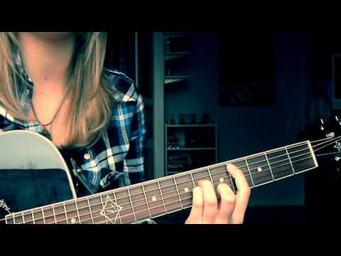 ☆ ALL TIME LOW - DAMNED IF I DO YA (DAMNED IF I DON'T) - ACOUSTIC COVER BY CHLOE ☆