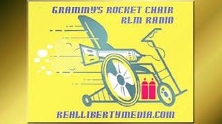 Grammy's Rocket Chair Podcast - 2019-04-19 - #Depopulation #Agenda21 #Glyphosate #WWG1WGA #Ferengi