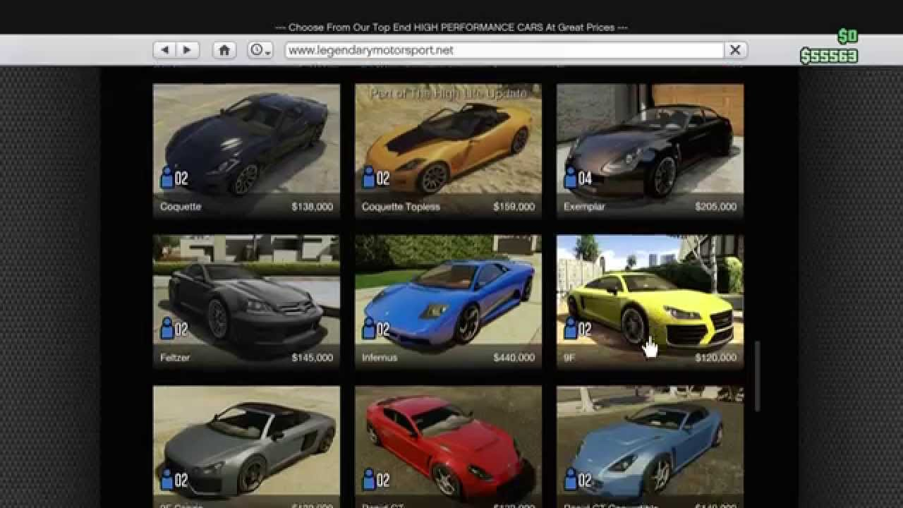 Gta 5 Next Gen All The View Supercars Bikes Fast Cars Review Xbox