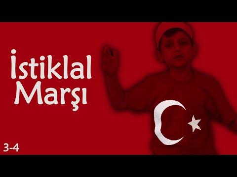 İstiklal Marşı - 3. Ve 4. Kıta