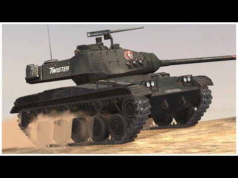 leKpz M 41 90 mm • 6 KILLS • 5.1K DMG • WoT Blitz