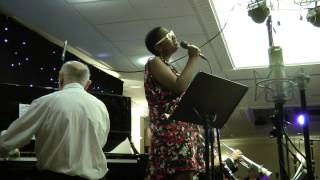 """SWEETHEARTS ON PARADE"": CECILE McLORIN SALVANT at WHITLEY BAY 2012"