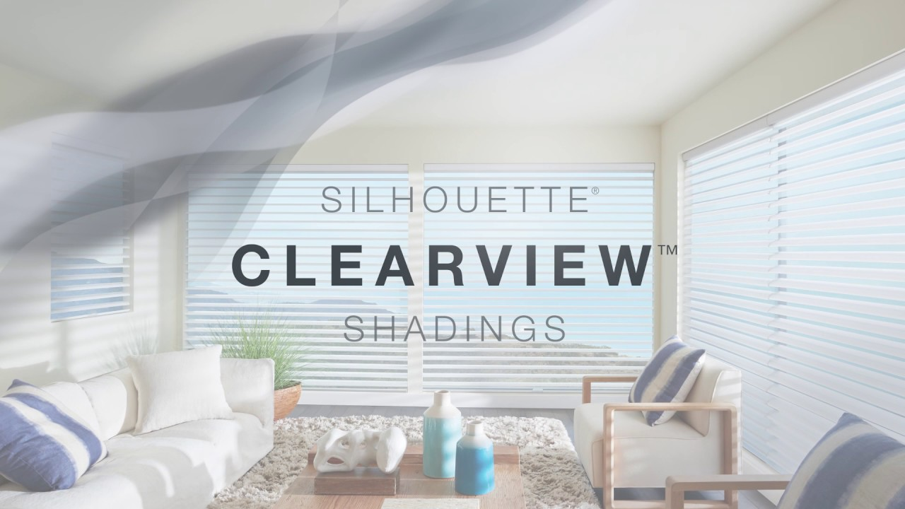 Hunter Douglas Silhouette ClearView Window Shadings San Francisco CA