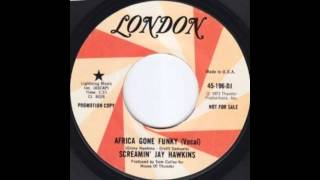 SCREAMING JAY HAWKINS - Africa Gone Funky - 1973