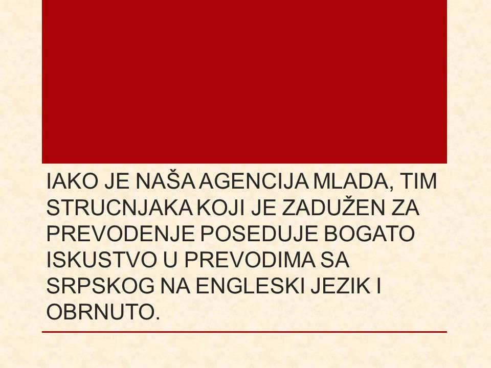 Abc Prevodi Prevodilac I Sudski Tumac Za Engleski Jezik Youtube