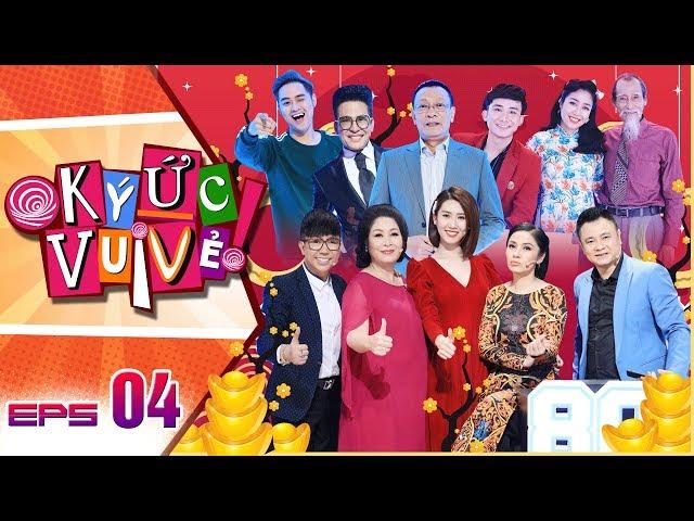 Ký Ức Vui Vẻ -Tập 4 FULL HD | Bà Mai Hồng Vân