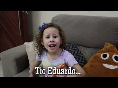 SE A VIDA FOSSE RESPONDIDA COM MÚSICA ESTRANGEIRAS 03 - Erlania e Valentina