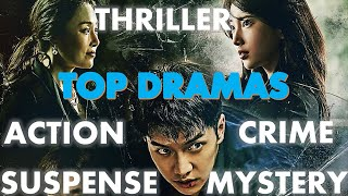 [TOP] Action/Thriller/Mystery/Crime/Suspense Korean Drama with Storyline-Part2
