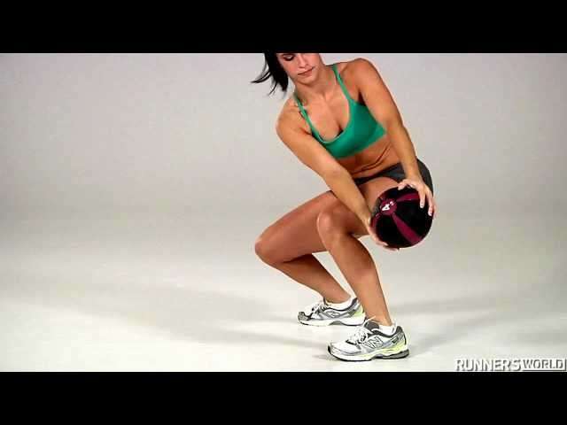 Core Strength Workout - Fully Fit by Runner's World - Part 4