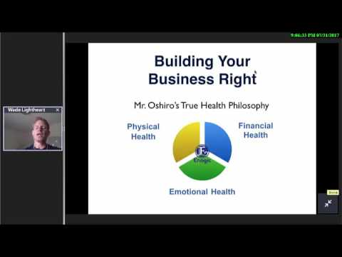 Promoting Your Business with Integrity | Enagic Distributor