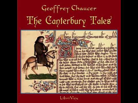 The Canterbury Tales by Geoffrey CHAUCER read by Various Part 1/2 | Full Audio Book