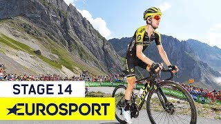 Tour de France 2019   Stage 14 Highlights   Cycling   Eurosport